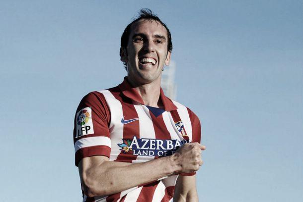Con gol de Godín, el Atlético es más puntero que nunca