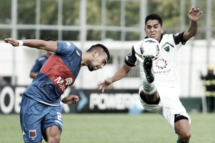 Previa Tigre vs San Martin de San Juan: por la levantada