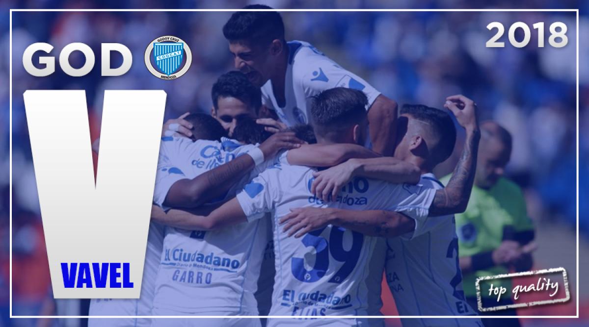 Guía Godoy Cruz Superliga 2018/19: la Bodega quiere seguir de fiesta