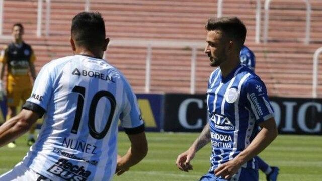 Historial entre Godoy Cruz y Atlético Tucumán