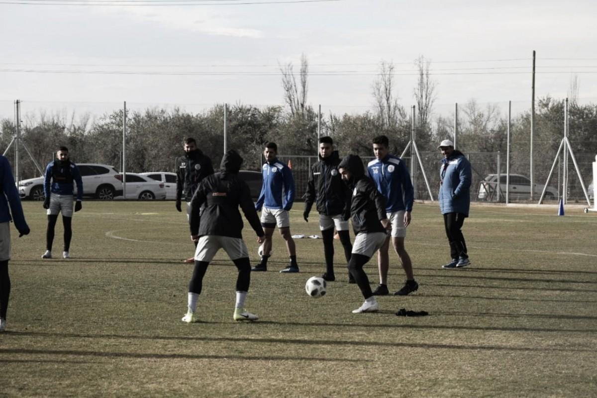 El Tomba sigue la preparación para la Superliga
