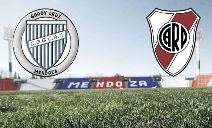 ¿Cómo está el historial entre Godoy Cruz y River Plate?