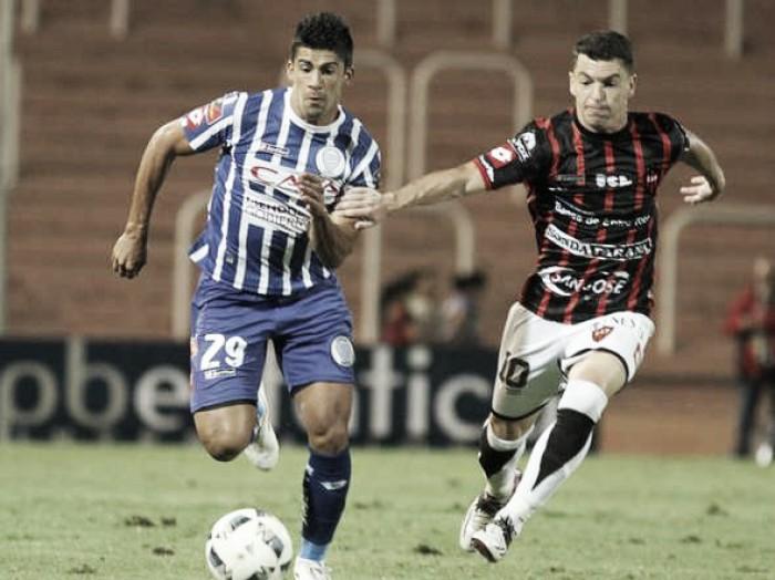 Patronato-Godoy Cruz, torneo de primera división: horario, TV y formaciones