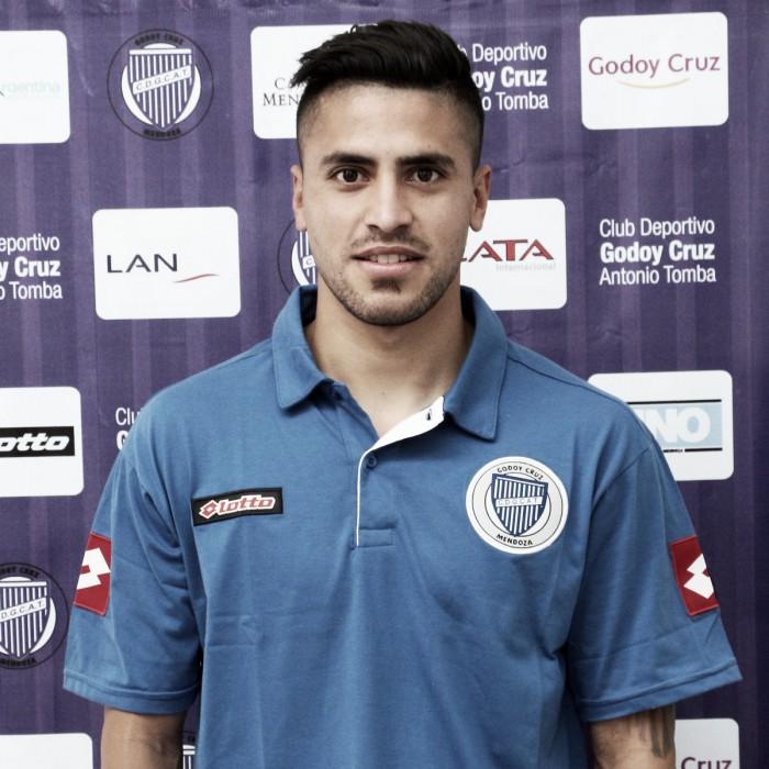 Fernando Godoy no jugará más en el Tomba
