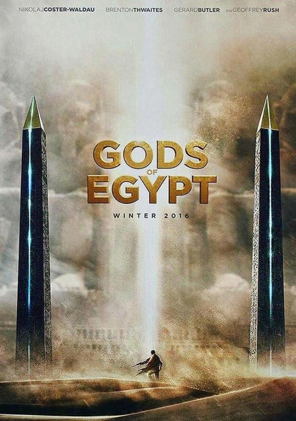 Primeras imágenes de 'Gods of Egypt'