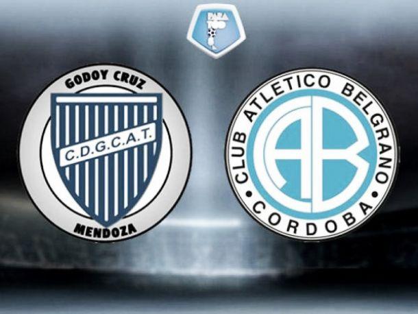 Godoy Cruz - Belgrano: En la lucha por salir del fondo