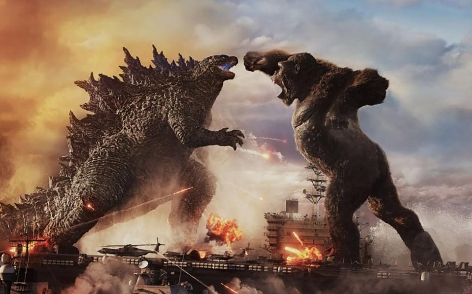 """Sale a la luz el tráiler de """"Godzilla vs Kong"""""""