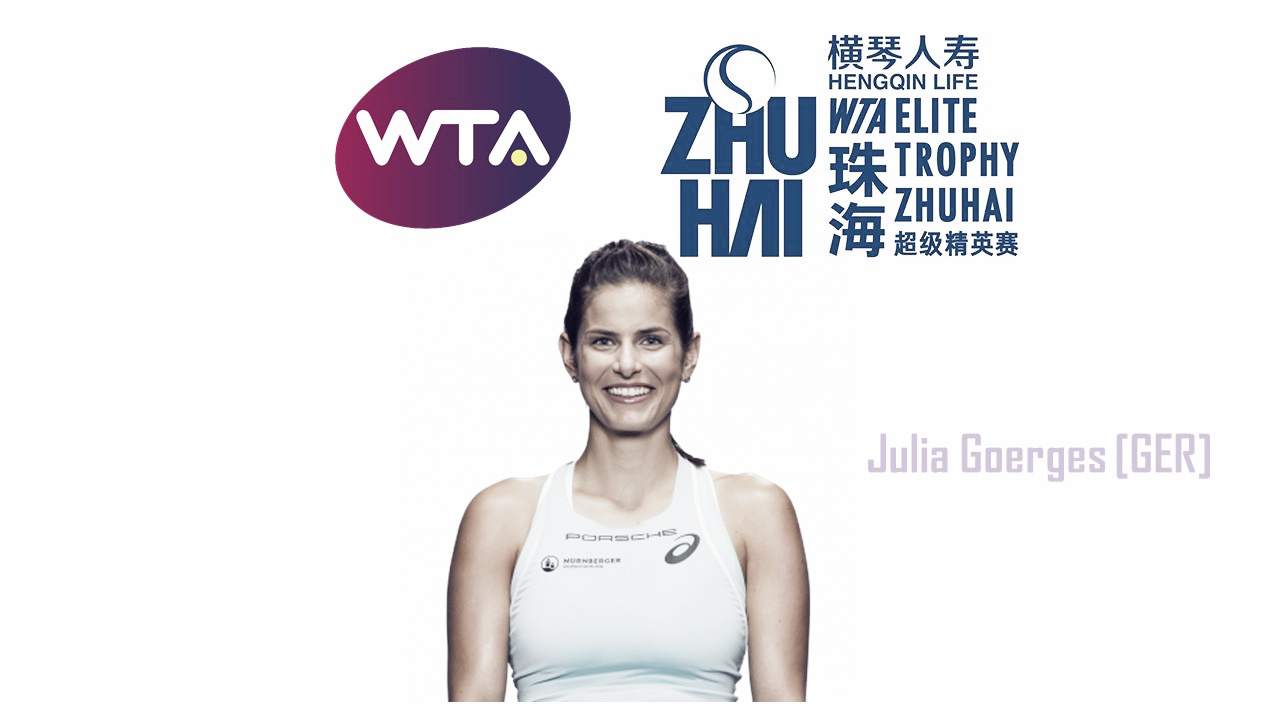 Julia Goerges qualifies for WTA Elite Trophy