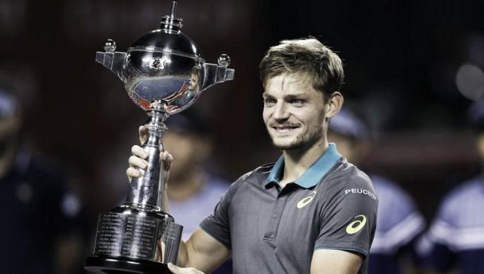 ATP 500 de Tóquio: Goffin é campeão; Bruno Soares fica com o vice