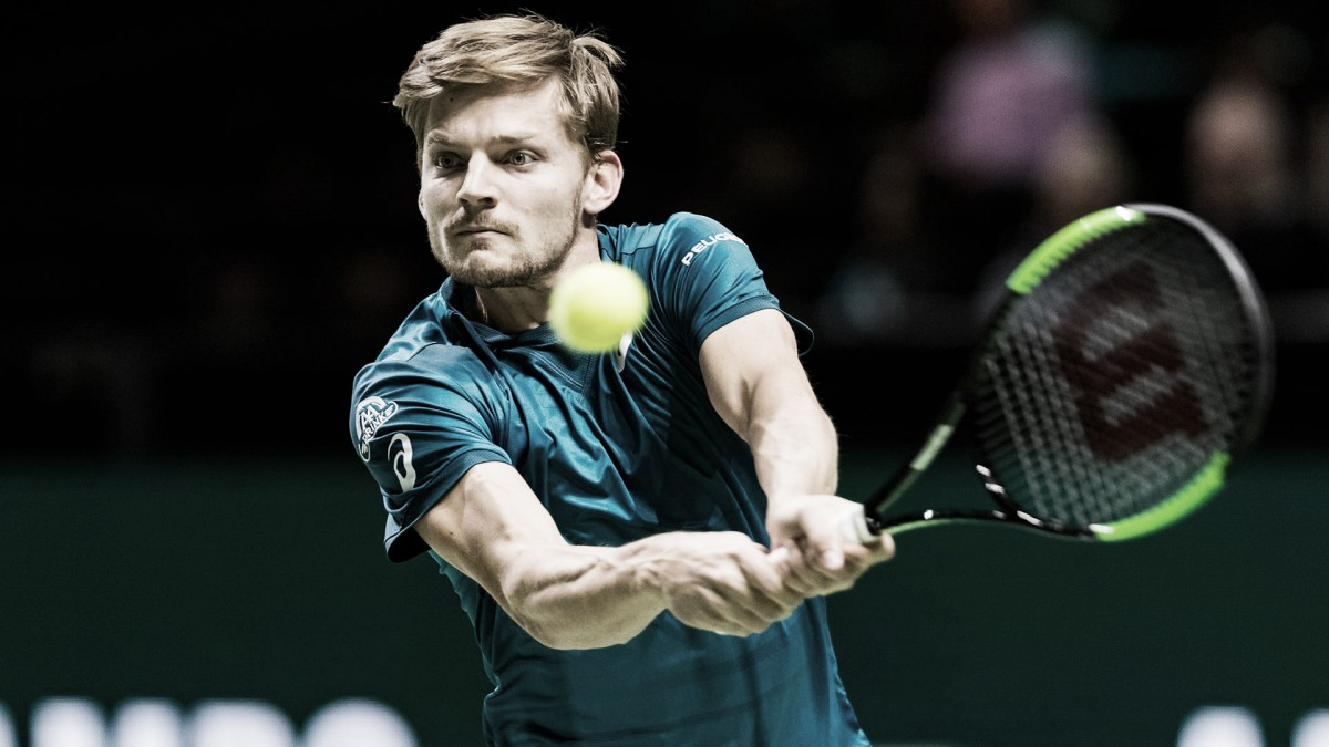 Goffin avanzó en US Open