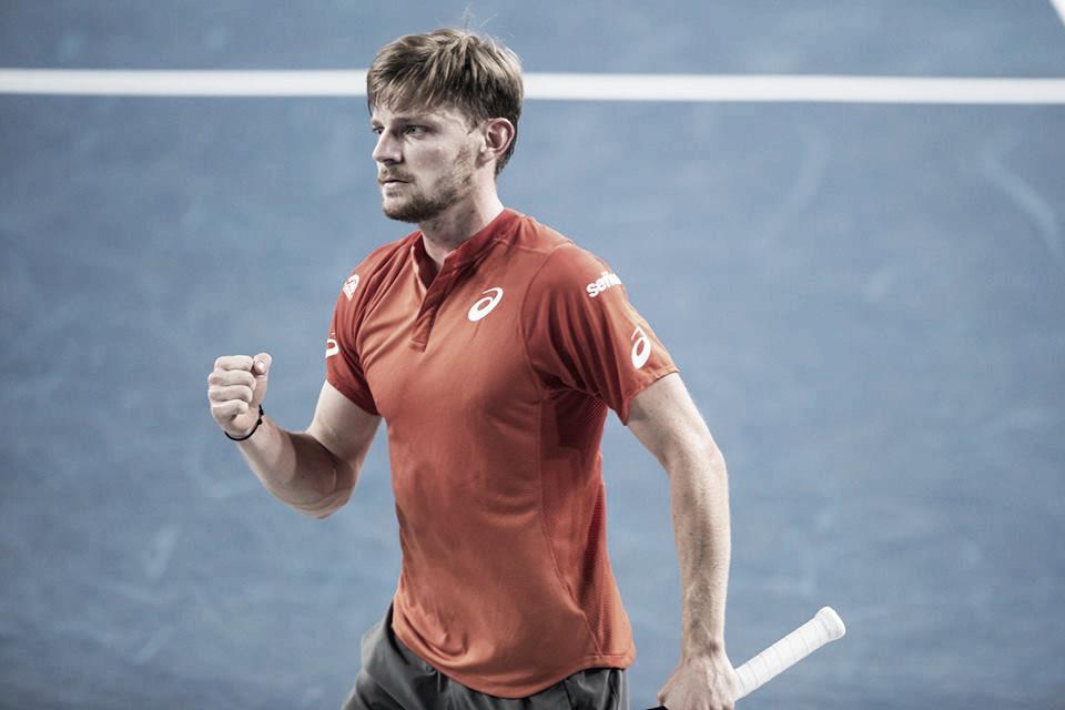 Goffin domina Simon em Marseille e volta à uma semifinal após seis meses