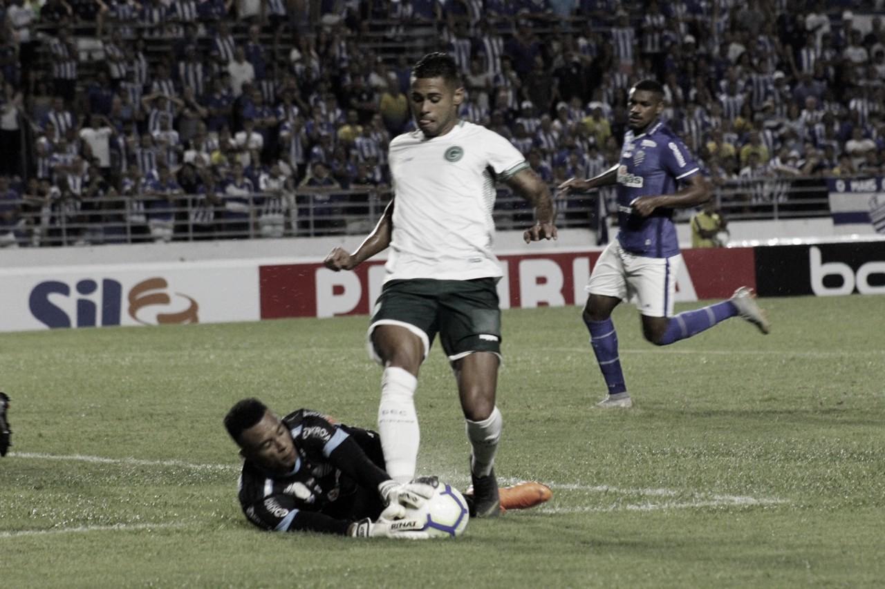 """Após derrota fora de casa, Tadeu e Marlone elogiam goleiro do CSA: """"Muito eficiente"""""""