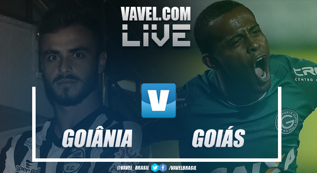 Resultado Goiânia 0 x 3 Goiás no Campeonato Goiano 2019