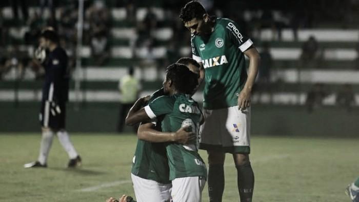 Goiás bate Grêmio Anápolis e vence terceira partida seguida no Campeonato Goiano