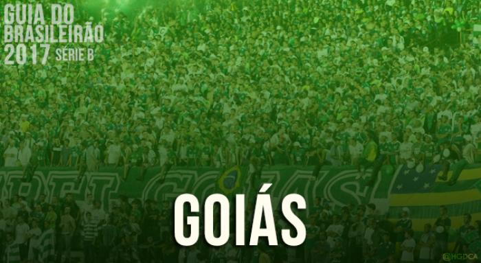 Guia VAVEL do Brasileirão Série B 2017: Goiás