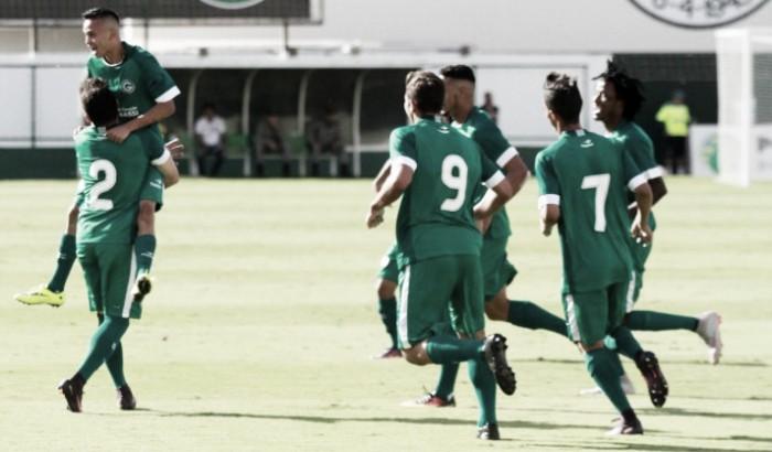 Goiás goleia Guarulhos na estreia da Copa São Paulo de 2018