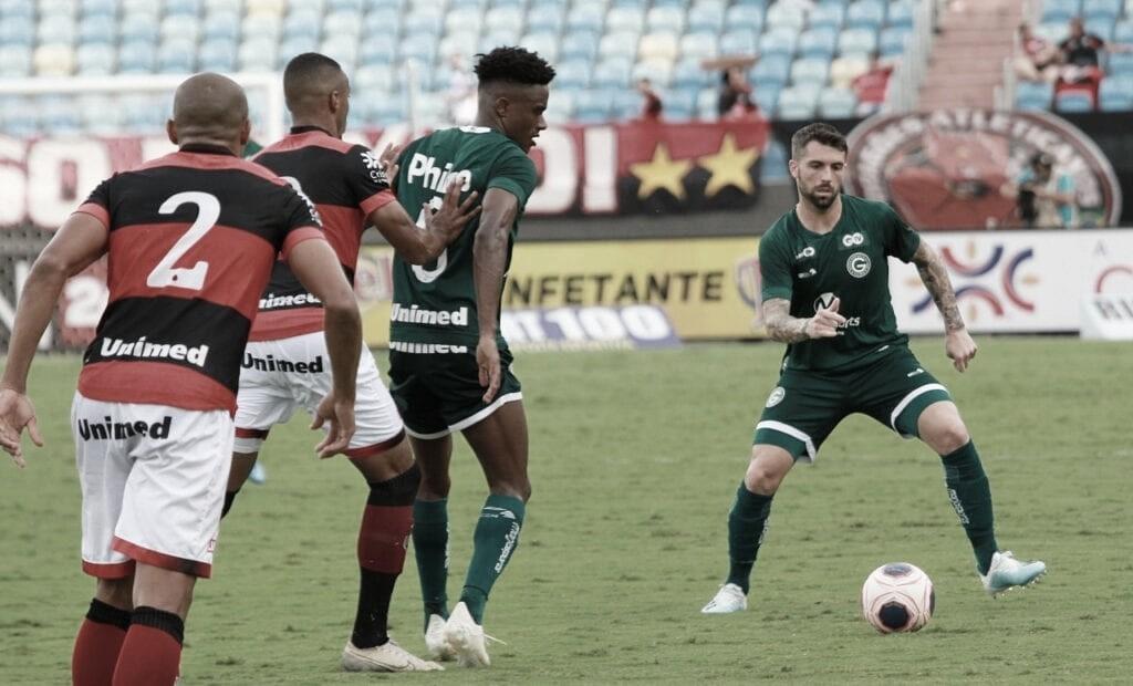 Goiás e Atlético-GO fazem primeiro clássico do Brasileirão
