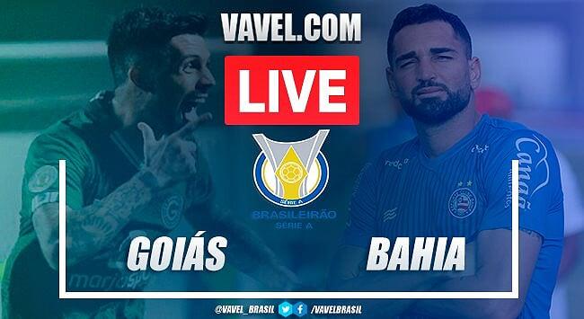 Gols e melhores momentos de Goiás 1x1 Bahia