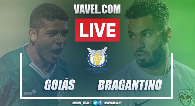 Melhores momentos de Goiás 0 x 0 RB Bragantino pelo Campeonato Brasileiro