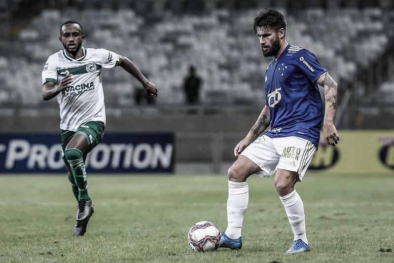 Goiás defende posição no G-4 da Série B diante do Cruzeiro