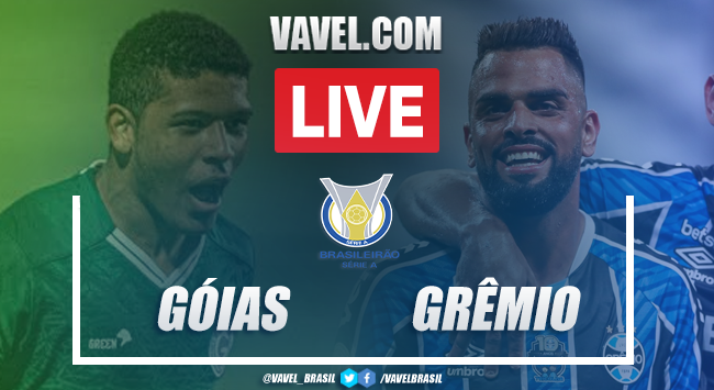 Gols e melhores momentos de Goiás 0x0 Grêmio