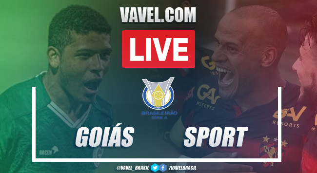 (Bia Cruz) Gols e melhores momentos de Goiás 1x0 Sport pelo Campeonato Brasileiro 2020