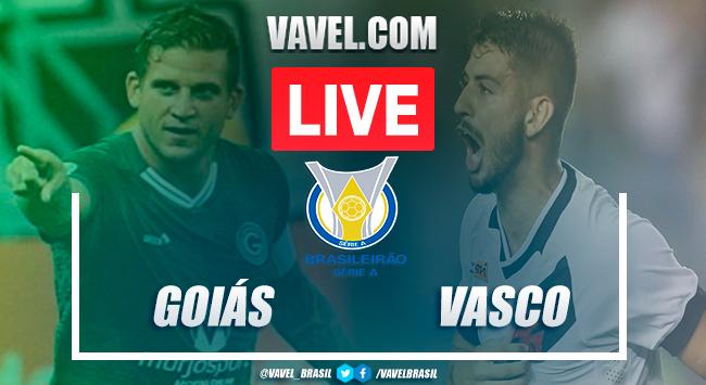 Gols e melhores momentos de Goiás 1 x 1 Vasco pelo Campeonato Brasileiro 2020