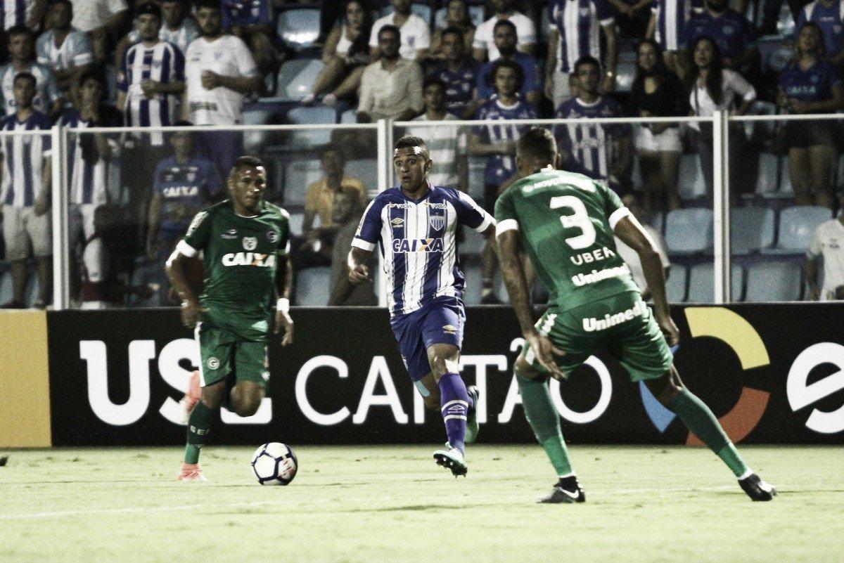 Resultado e melhores momentos de Avaí 0x0 Goiás