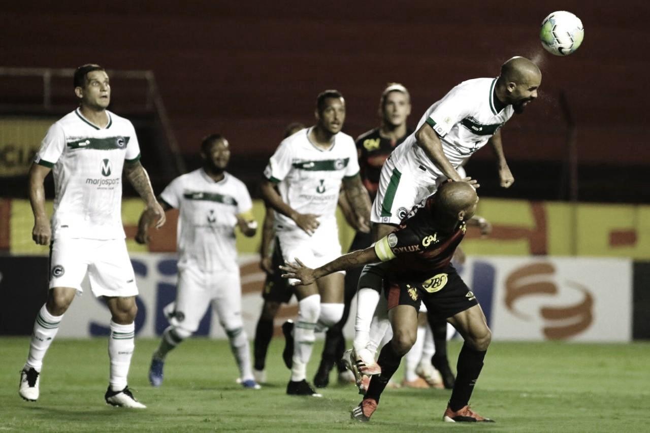 Thiago Larghi destaca importância de fuga da lanterna após derrota do Goiás para Sport