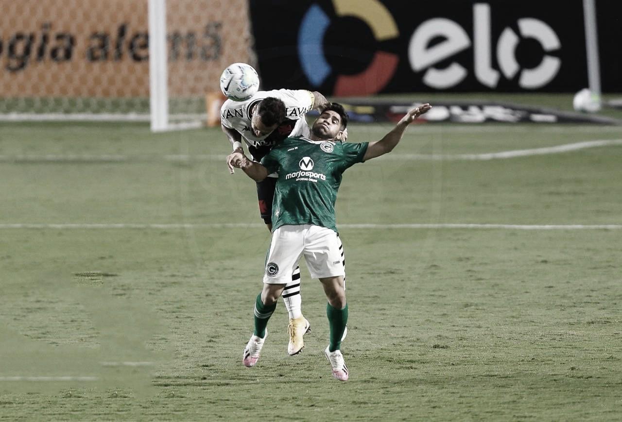 Goleiro Tadeu lamenta queda na Copa do Brasil e pede 'resposta imediata' do Goiás