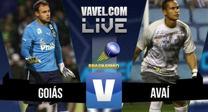 Resultado Goiás x Avaí na Série B do Campeonato Brasileiro (2-0)