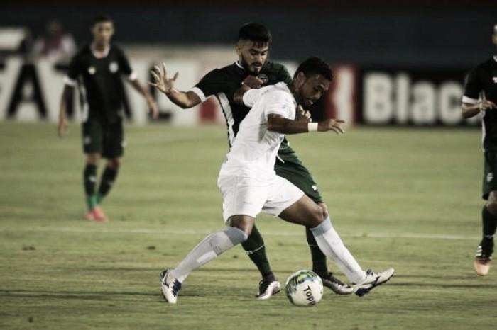 Goiás tropeça diante do Londrina e perde chance de assumir liderança provisória da Série B