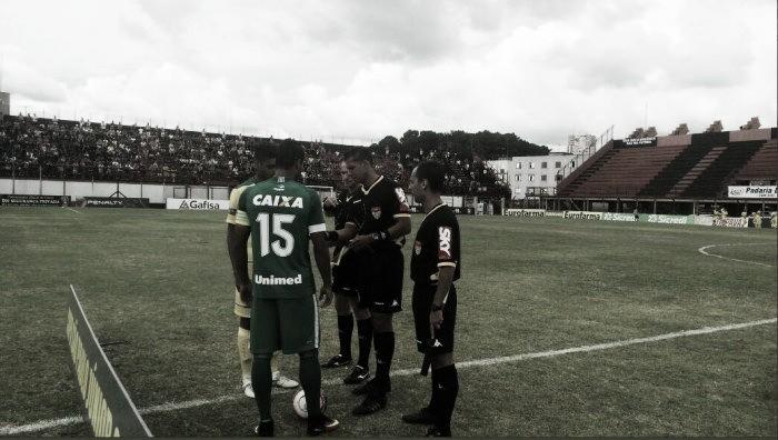 Goiás fica no empate sem gols com o Sete de Setembro-AL e adia classificação na Copa SP