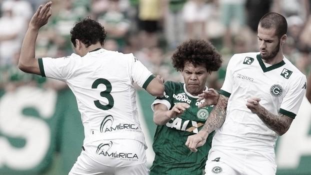 Gols e melhores momentos Goiás 3x1 Chapecoense pelo Campeonato Brasileiro 2019 (0-0)