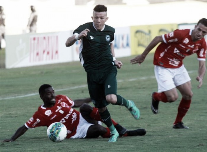 Empatados na tabela, Goiás e Vila Nova disputam clássico no Serra Dourada