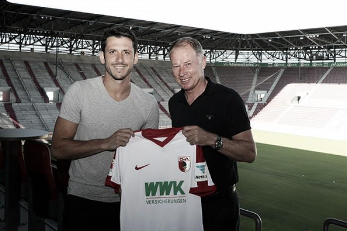Ex-Hamburgo, volante sérvio Gojko Kacar é contratado pelo Augsburg