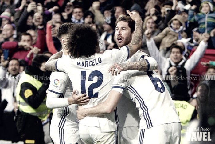 El Madrid con Zidane sí tiene gol