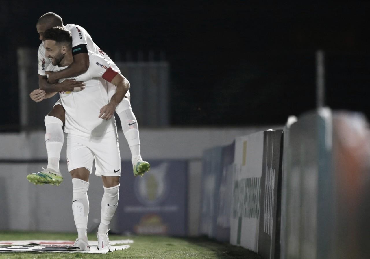 """Barbieri comemora primeira vitória com o RB Bragantino: """"Grande exibição"""""""