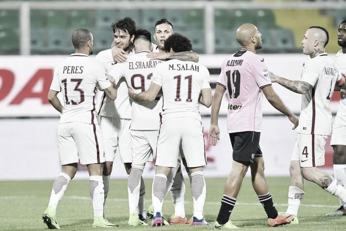 Roma - Con i gol torna il sereno, ma il lavoro è ancora tanto
