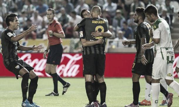 Córdoba - Málaga: puntuaciones del Málaga, jornada 8
