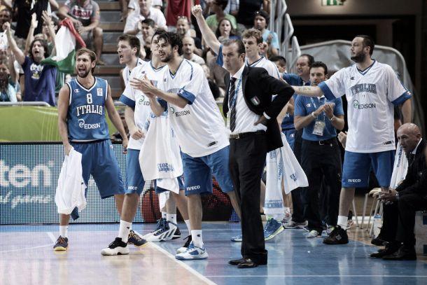 Qualificazioni EuroBasket 2015: l' Italia finisce nel girone di ferro