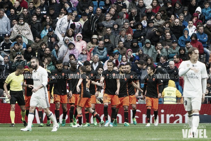 Antecedentes Real Madrid - Valencia CF: empezar a cambiar la historia