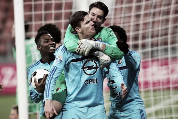 Resumen jornada 14 de la Eredivisie: el Ajax da caza al Feyenoord; PSV y AZ vuelven a sonreír
