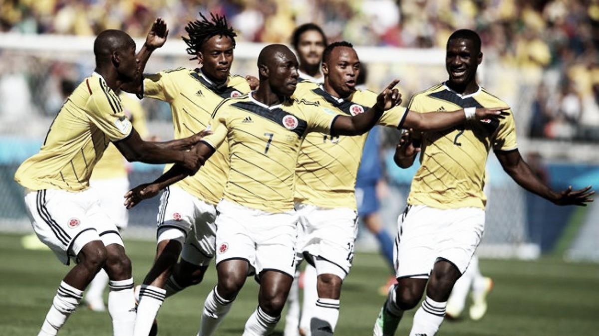 Pablo Armero: el gol más rápido de Colombia en un Mundial