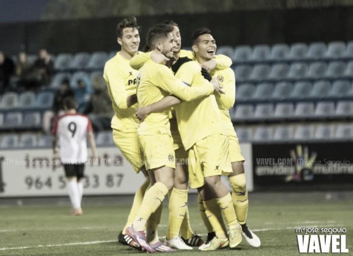Villarreal B, la máquina de hacer goles