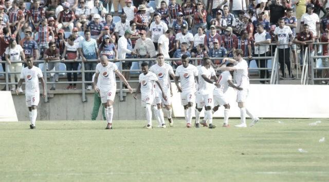 Datos de la victoria de América 0-3 ante Unión en Santa Marta