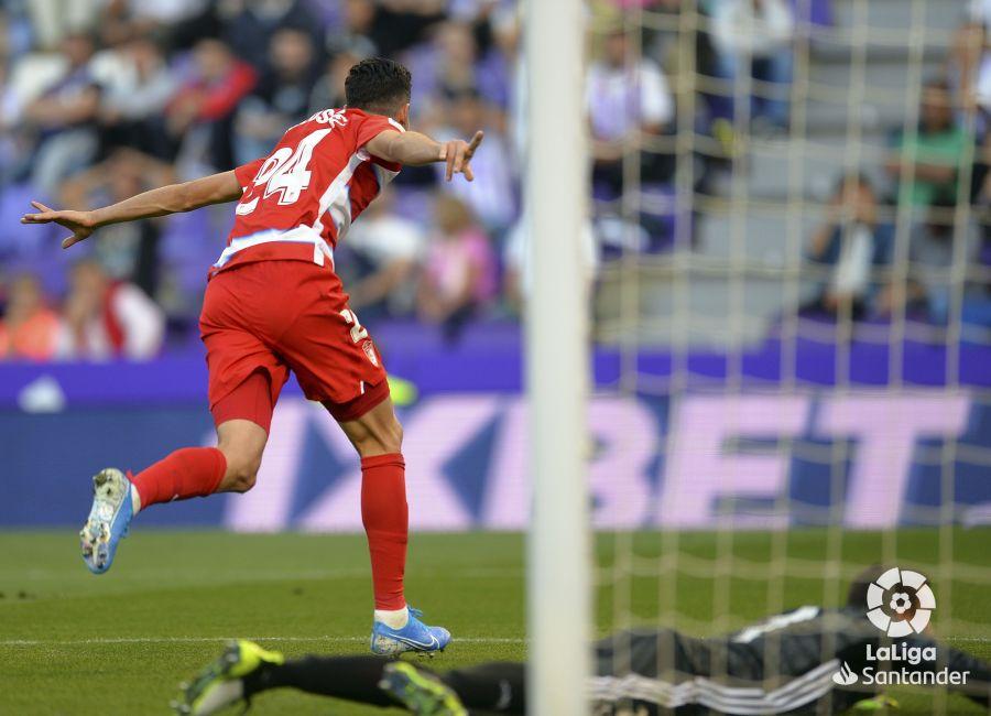 El Granada CF rasca un punto en Zorrilla