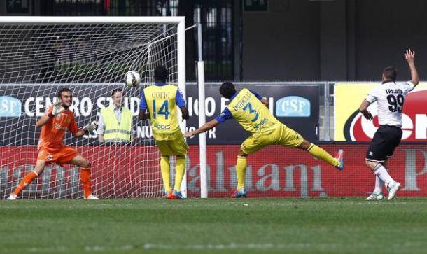 A Verona è Cassano-show: 3-2 per il Parma