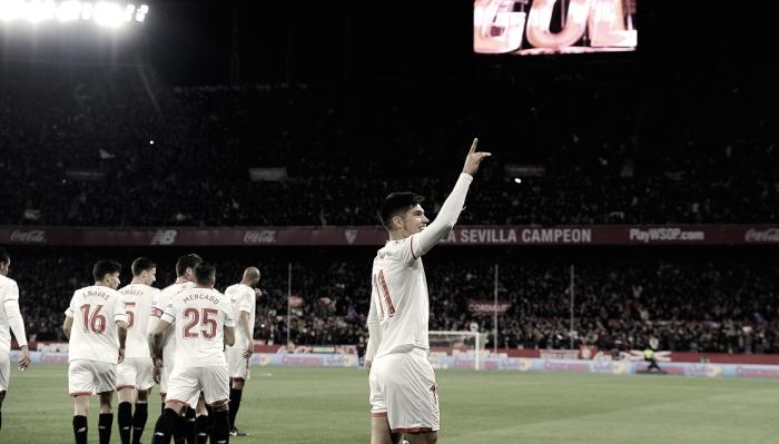 Correa mantiene su idilio con el gol en la Copa