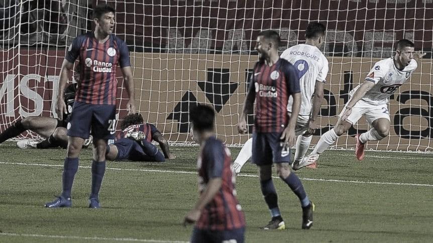 San Lorenzo y un duro golpe en el comienzo de la copa